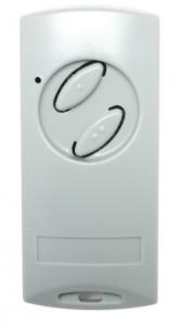 Caract ristiques de la t l commande ecostar rse2 bips - Telecommande porte de garage ecostar ...