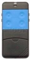 Télécommande portail Cardin S435-TX4 BLUE